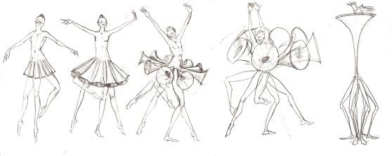 Reve de danse